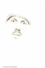 """Its me"" (Joe Martin Photography) Tags: new portrait white face out eyes key shot martin lasvegas head ghost joe hampshire hi ghostface 2011 joemartin"