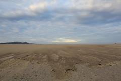 Carmel River Beach at sunrise (LOLO Italiana) Tags: ca selfportrait seascape beach sunrise landscape sand waves pacificocean carmel centralcoast carmelriverbeach oceanwaves cloudyskies remoteshutterrelease loloitaliana loridambrosio blackhoodedfigure blackhoodedfigureonthebeach