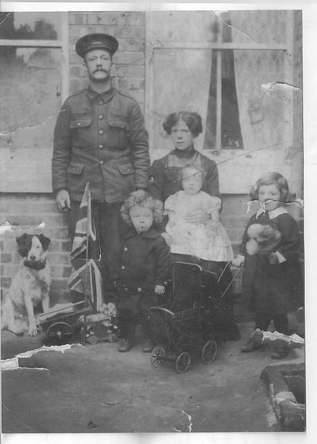 Howcroft family