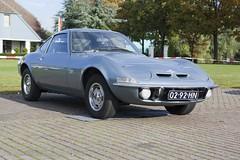 1969 Opel GT_Rosmalen_2012-10-14 (appie462@gmail.com) Tags: 1969 gt opel 0292hn sidecode2