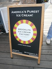 Brooklyn Ice Cream Factory (mgrayflickr) Tags: brooklyn dumbo 2010 brooklynicecreamfactory