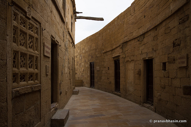 The Dark Maze, Sonar Kila, Jaisalmer