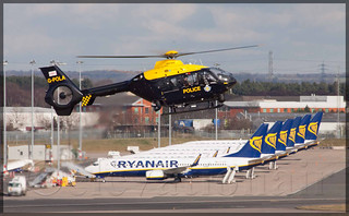 G-POLA Eurocopter EC-135P2 West Midlands Police