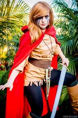 Anime Los Angeles 2014 - Day 1 (YorkInTheBox) Tags: comics comic minolta cosplay sony ala bone thorn cosplayers a77 cosplaying ala14 animelosangeles sonya77 animelosangeles2014