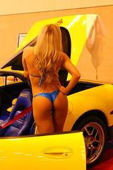 IMG_9117 (grooverman) Tags: sexy canon eos rebel photo nice shoot texas expo legs butt houston stomach chevy bikini booty t3 dslr swimsuit corvette milf 2015