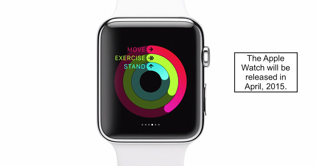 This Is The Apple Watch and It Will Be Released In April: Tim Cook