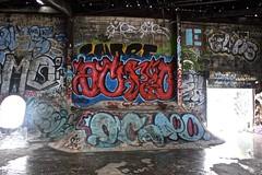 Oc, Peo, Prove, Elvis (NJphotograffer) Tags: new building abandoned graffiti diy skateboarding emo nj elvis crew skatepark skate jersey graff oc mhs prove peo