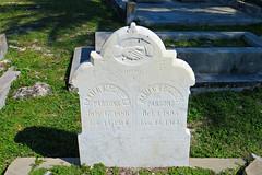 Key West (Florida) Trip, November 2014 2968Ri 4x6 (edgarandron - Busy!) Tags: cemeteries cemetery keys florida keywest floridakeys keywestcemetery