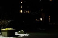 Experiment 8 (Soltau 2015) (Rdiger Stehn) Tags: winter germany deutschland europa nacht stadt bauwerk gebude dunkelheit norddeutschland niedersachsen mitteleuropa soltau profanbau 2000er canoneos550d