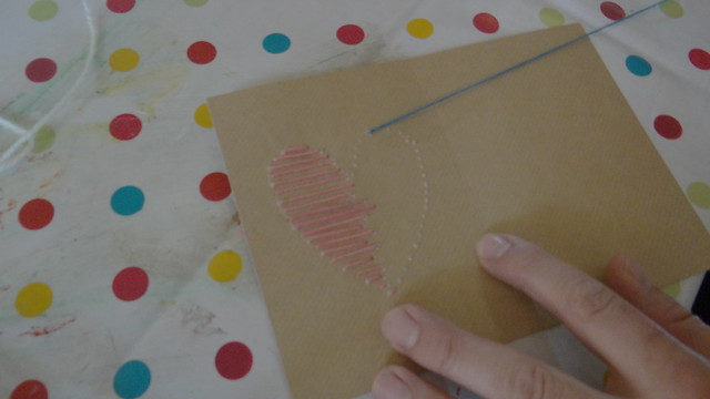 Be My Valentine! Card Making Workshop with Extra Kisses!