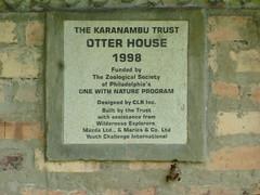 The Karanambu Otter House
