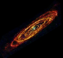 Cool Andromeda (IPAC Astronomy) Tags: m31 ngc224 andromedagalaxy messier31