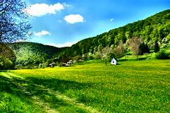 Alb-Idylle (LaPiedraDelMedio) Tags: landschaft schwbischealb badurach