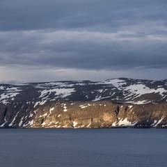 cliffs (Seerin Kama) Tags: cliff sea sky norway finnmark batsjord