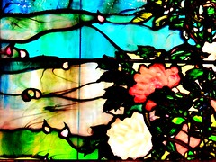 Stained Glass by John La Farge @STLArtMuseum ~ #stlouisartmuseum #forestpark #stl #stainedglass (Ben Moeller-Gaa) Tags: stainedglass stl forestpark stlouisartmuseum
