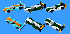 100th 24 Hours of Le Mans Competitor Sneak Peek: Aston Martin AMR7S (H. Vector) Tags: martin lego turbo mans le tiny 100th peek hours 24 aston lmp1 sneak competitor ttscale 100lm amr14s