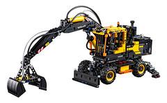 LEGO Technic 42053 (hello_bricks) Tags: lego technic legotechnic 42054 42053 42055
