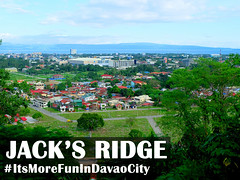 Jack's Ridge - City View (itsmorefunindavaocity) Tags: city tourism asia view philippines davao mindanao davaocity itsmorefunindavaocity
