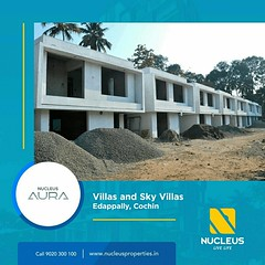 We are pleased to inform that the works of Nucleus Aura is going on in full swing at Edappally.   #Kerala #Kochi #India #LuxuryHomes #Architecture #Home #Construction #City #Elegance #Environment #Elegant #Building #Beauty #Beautiful #Exquisite #Interior (nucleusproperties) Tags: life city india building home nature beautiful beauty architecture design living construction realestate view apartment interior gorgeous lifestyle style atmosphere kerala villa environment elegant exquisite comfort luxury kochi elegance luxuryhomes