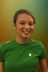 Amber (buddhadog) Tags: applestore femaleportrait