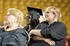 6D-2810.jpg (Tulsa Public Schools) Tags: school people usa oklahoma students student unitedstates graduation tulsa commencement ok alternative graduates tps tulsapublicschools