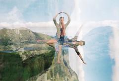 Ladies' View by AGFA, Ireland (photo79.de - Sebastian Petermann) Tags: ireland analog irland eire killarney killarneynationalpark multiexposure ladiesview agfaoptima mehrfachbelichtung filmisalive agfaoptimaia dmparadies200 balletfigur filmlebt realfilmphotography aussichtunspunkt sillshootingfilm