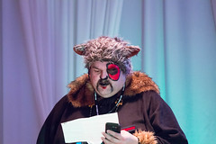 barf (timp37) Tags: comic cosplay space contest balls indiana barf judge cosplayer february con 2016 nwi