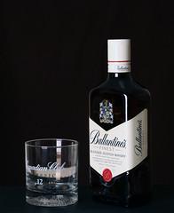 Ballantine's (BockoPix) Tags: beverage blended whisky scotch ballantines