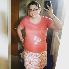 Me Made May 2016 - Day 19 (ShowAndTellMeg) Tags: renfrew thrifting refashion mmmay16 memademay