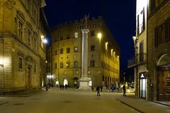 Florenz bei Nacht016 (Roman72) Tags: italien architecture stadt architektur firenze nightshots oldcity ville florenz nachtaufnahmen