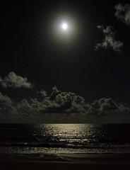Moonlight On the Beach 2 (Jorge Hamilton) Tags: bahia brasil brazil praia do forte arco ris rainbow lua luar farol beach moolight jorgehamilton brandao brando