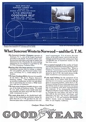 Goodyear - 19230922 Literary Digest (Jon Williamson) Tags: history vintage advertising ad vintageadvertising vintagead vintascope
