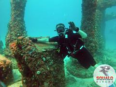 Scuba Diving-Miami, FL-Jun 2016-13 (Squalo Divers) Tags: usa divers florida miami scuba diving padi ssi squalo divessi