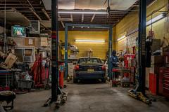 Autobody (Romeo Alaeff) Tags: new york city nyc newyorkcity ny newyork cars car brooklyn repair bodyshop longislandcity autobody autobodyshop audtobodyshop
