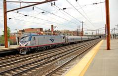 Amtrak's Northeast Corridor (craigsanders429) Tags: amtrak railroadtracks northeastcorridor passengertrains passengercars amfleet amtraktrains amtrakstations amtraksnortheastcorridor acs64 amfleetequipment acs64no665