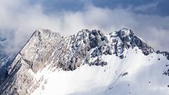 IMG_9944 (michaelmuc79) Tags: berg germany deutschland nebel wolken berge zugspitze schneefernerhaus