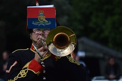 Trombonist, Band of the Royal Artillery