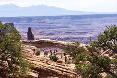 Mesa Arch (Stephen T Slater) Tags: canyonlandsnationalpark cliffs explore mesaarch us usa unitedstatesofamerica canyon mountains spire moab utah unitedstates