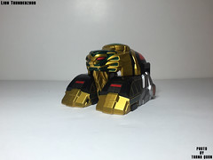 IMG69_1277 (ThanhQuan_95) Tags: dragon tiger legendary warrior mode legacy thunder mega bandai megazord zord tigerzord