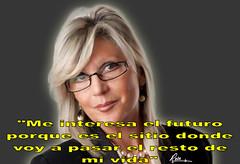 ROSA FUTURO (tarotyemaya) Tags: futuro horóscopo amor imagen mundo subsistir rosa rosayemayá vida frasdesrosa