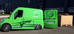 Streeter zakkend (franskuijpers) Tags: streeter bestelwagen elektrischvervoer