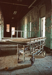 Get on board (tigeyguz) Tags: asylum statehospital old decay abandoned institution insane