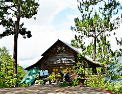 A House in the Woods (diamonds_in_the_soles_of_her_shoes) Tags: house philippines sagada teampilipinas