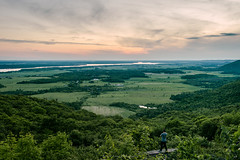 Why do I leave in Gatineau you asked? (Bust it Away Photography) Tags: travel sunset canada nature forest river landscape outdoors nikon quebec dusk ottawa lookout adventure gatineau outaouais nikondf