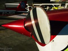 The Prop (Antnio A. Huergo de Carvalho) Tags: shark prepa aviation avio propeller prop cessna spinner aviao c172 cessna172 hlice tubaro aerocon c172n aviaogeral escoladeaviao