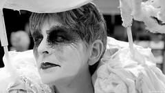 The Hague Art Society 125 years young... (jaap spiering   photographer) Tags: portrait people blackandwhite bw monochrome noiretblanc zwartwit streetphotography denhaag nb mens portret thehague mensen 070 denneweg haagsekunstkring jaapspiering jaapspieringphotographer jaapspieringfotografie