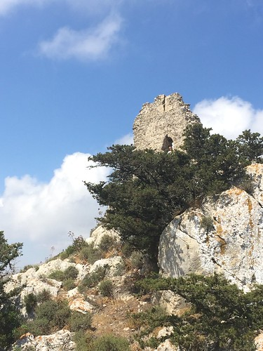 Kantara castle, June 11, 2016.