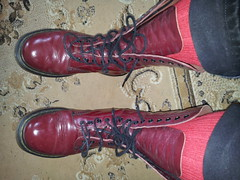 20160421_095740 (rugby#9) Tags: original black feet yellow cherry boot shoe hole boots lace dr air 14 7 indoor icon wear size jeans footwear stitching comfort sole doc 1914 cushion soles dm docs eyelets drmartens bouncing airwair docmartens wrangler martens dms blackjeans wranglerjeans wair doctormarten 14hole yellowstitching