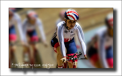 Ladies Cycling (Fermat48) Tags: uk england sky bike manchester cycling helmet velodrome teamgb ladiescycling 2016rioolympics