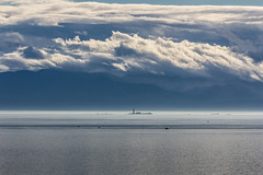 Lighthouse (michael_hamburg69) Tags: sky lighthouse canada weather britishcolumbia himmel victoria vancouverisland leuchtturm kanada